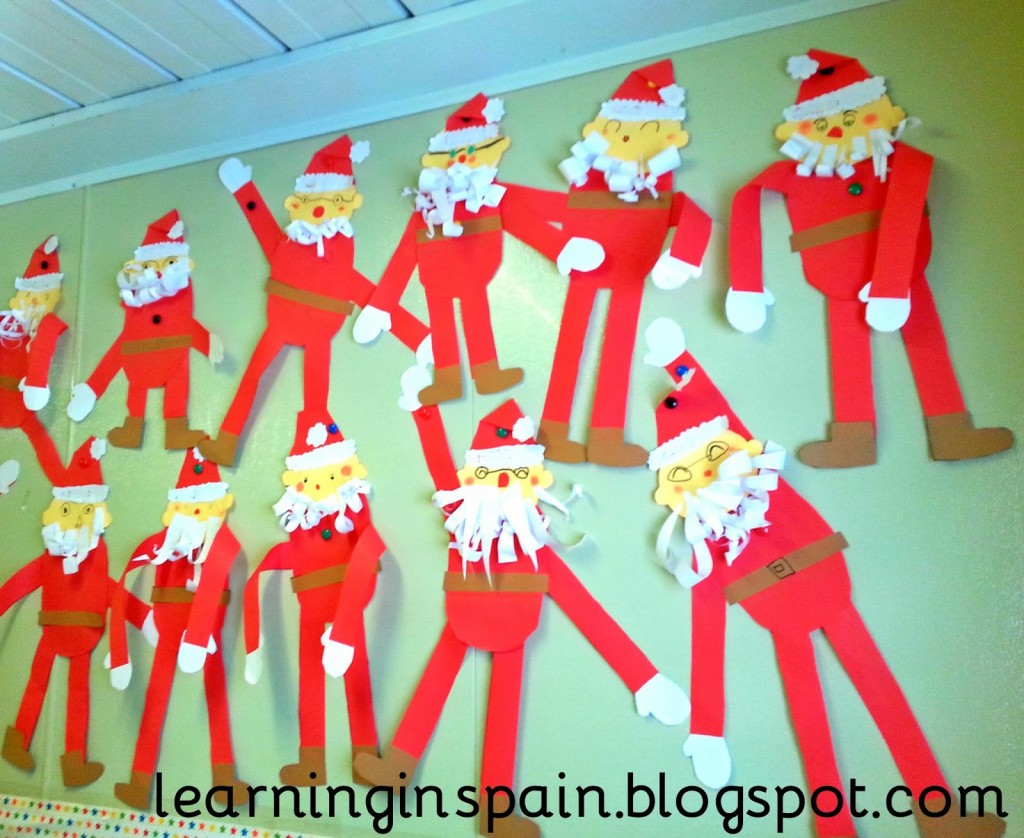 a paper on christmas in spain Wwwbbccouk/schools/primaryspanish/festivals/christmas/slideshow5shtml 22nd december - all over spain people never stray far from a  in tissue paper.