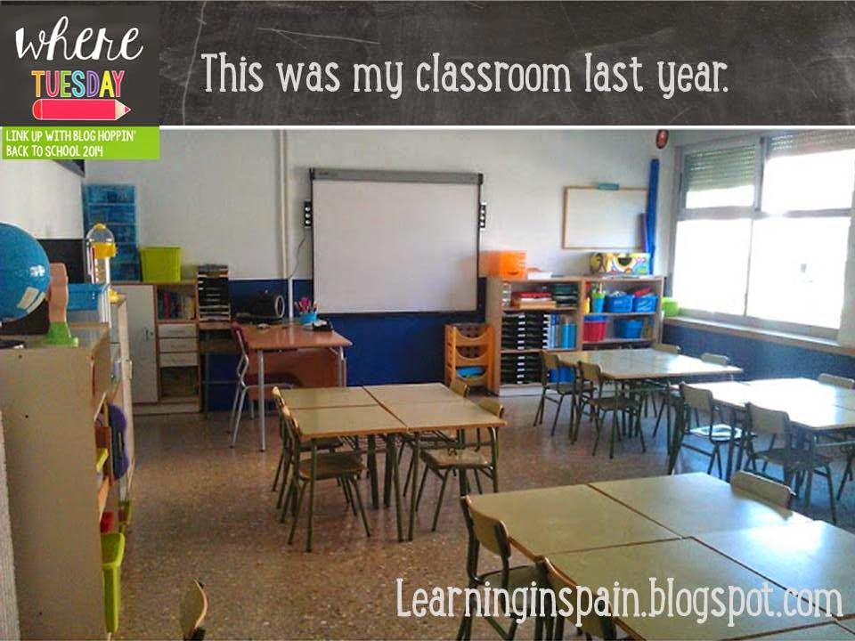 Modular Classroom Sizes ~ Learning in spain page of lita s teaching